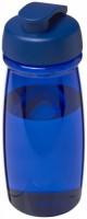 21005411f Bidon H2O Pulse® o pojemności 600 ml z wieczkiem zaciskowym