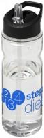 21006200f Bidon Base Tritan™ o pojemności 650 ml z wieczkiem z słomką