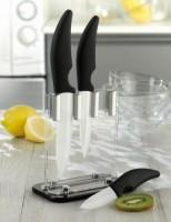 MO7993m Zestaw 3 ceramicznych noży kuchennych