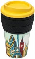 21008811f Kubek termiczny z serii Brite-Americano® tyre o pojemności 350 ml