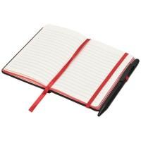 21020904f Podręczny notes A6 z długopisem touch pen i rantrem kolor