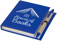 21022601f Notes z długopisem Colours
