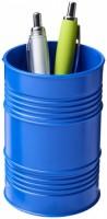 21050600f Pojemnik na długopisy Bardo w kształcie beczki na ropę wykonany z tworzywa sztucznego