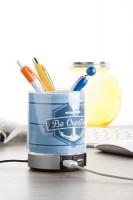 935380c Pojemnik na długopisy z portami USB
