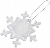 21057400f Ozdoba śnieżynka Elssa