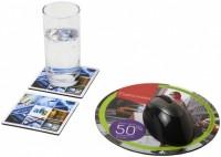 21060900f Podkładka pod mysz Q-Mat® i zestaw podkładek pod naczynia combo 6