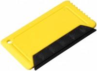 21084105f Skrobaczka do szyb wielkości karty kredytowej Freeze z gumką