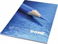 21209002f Notes Desk-Mate® w formacie A5 otwierany do góry 50kartek