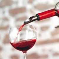6439k Zestaw do wina w okrągłym pudełku