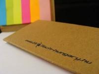 17555a Notes na biurko z zestawem karteczek samoprzylepnych