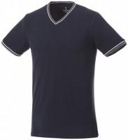 38026493f Męski t-shirt pique Elbert L Male