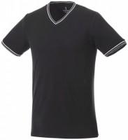 38026993f Męski t-shirt pique Elbert L Male