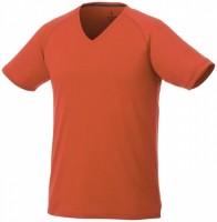39025330f T-shirt Amery z krótkim rękawem z dzianiny Cool Fit odprowadzającej wilgoć XS Male