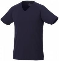 39025490f T-shirt Amery z krótkim rękawem z dzianiny Cool Fit odprowadzającej wilgoć XS Male