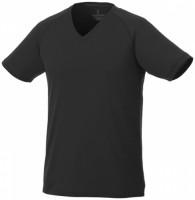 39025991f Damski t-shirt Amery z krótkim rękawem z dzianiny Cool Fit odprowadzającej wilgoć S Male