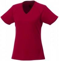 39026252f Damski t-shirt Amery z krótkim rękawem z dzianiny Cool Fit odprowadzającej wilgoć M Female
