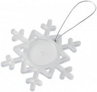 21057401f Ozdoba śnieżynka Elssa