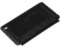 21084100f Skrobaczka do szyb wielkości karty kredytowej Freeze z gumką