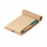 9570m-40 Bambusowy notatnik 80 kartek