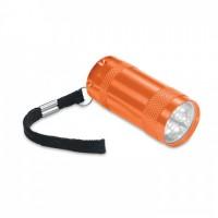 7680m-10 Aluminiowa mini latarka