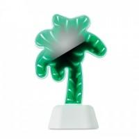9464m-06 Lusterko LED w kształcie palmy