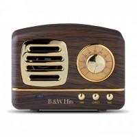9491m-40 Głośnik Bluetooth w obudowie retro