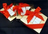 Ramka na 4 czekoladki kwadratowe (A) Ramka na 4 czekoladki kwadratowe (A)