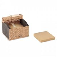9571m-40 Zestaw 500 kartek z bambusa