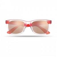 8652m okulary z transparentną obudową