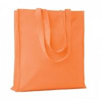 9596m-10 Bawełniana torba na zakupy z dnem