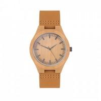 9645m-40 Zegarek ze skóry UNISEX