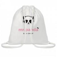 9649m-13 Bambusowa torba = plecak/worek