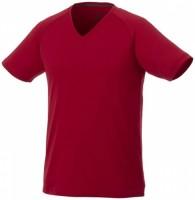 39025257f T-shirt Amery z krótkim rękawem z dzianiny Cool Fit odprowadzającej wilgoć Male