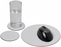 21059500f Podkładka pod mysz Brite-Mat® i zestaw podkładek pod naczynia combo 5