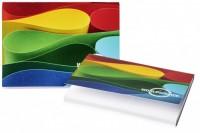 21099001f Karteczki samoprzylepne Sticky-Mate® 105x75 w miękkiej okładce 25
