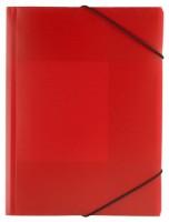 172173c-05 Standardowa teczka zamykana na dwie skośne gumki