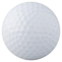 133774c-01 piłka golfowa biała, czerwona, żółta