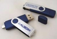 6001usb 8GB Dwustronna Pamięć USB