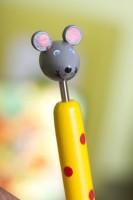 934480c-E Długopis z figurką myszy