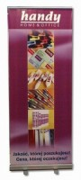 ROLBANER - baner zwijany do kasety 100x200cm ROLBANER - baner zwijany do kasety 100x200cm