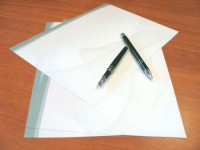 Papier firmowy A4 Papier firmowy A4