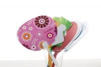 802971c-01 Wachlarz wg kształtu z nadrukiem w pełnym kolorze