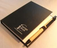 17134a Notes ekologiczny z długopisem