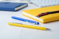 152474c-06 Długopis touch pen kolor gumka