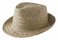191874c-00 Słomkowy kapelusz