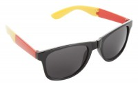 038780c-A okulary składane z wielokolorowymi nausznikami