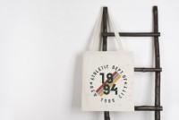 108772c Bawełniana torba na zakupy 140g