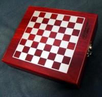 17552a Zestaw do wina z szachami