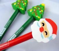 851280c-B świąteczne ołówki MIKOŁAJ