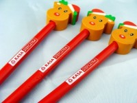 851280c-C świąteczne ołówki RENIFER